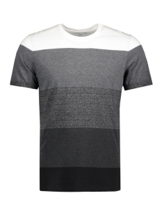 Jack & Jones T-shirt JCOSTARK TEE SS MIX PACK 12120392 Black/ Slim Cre