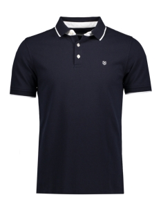 Jack & Jones Polo JPRPAULOS POLO SS NOOS 12091243 Dark Navy