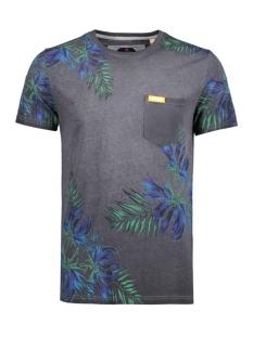Superdry T-shirt M10006FO CALIFORNIA POCKET TEE AN8