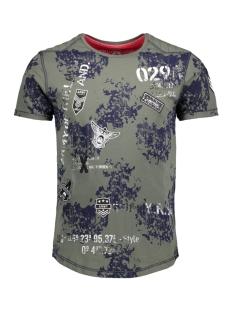 Gabbiano T-shirt 13829 Army