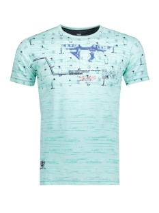13813 gabbiano t-shirt mint groen