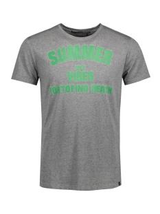 NO-EXCESS T-shirt 81320402 023- dk Grey