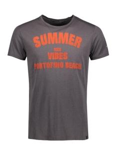 NO-EXCESS T-shirt 81320402 025 Motorblack