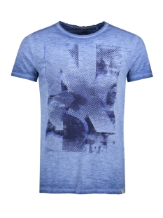 NO-EXCESS T-shirt 81350402 136 Indigo Blue