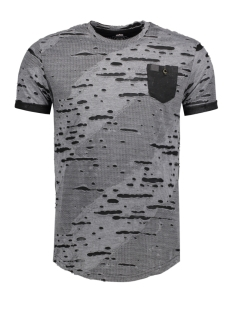 Gabbiano T-shirt 13842 Grey