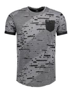 Gabbiano T-shirt 13842 Grey