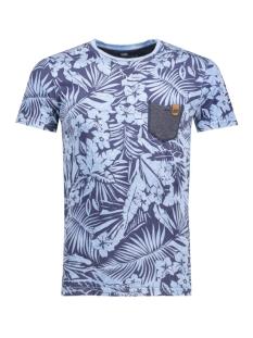 Gabbiano T-shirt 13840 Blauw