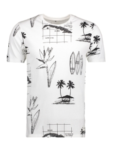 Only & Sons T-shirt onsSOL SS FITTED TEE 22006547 White