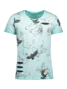 Key Largo T-shirt MT00033 1500 Green