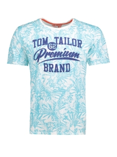 Tom Tailor T-shirt 1038022.62.10 6955