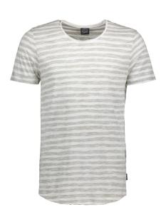 Jack & Jones T-shirt JORREVERSE TEE SS CREW NECK 12121140 Lily Pad