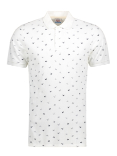 Jack & Jones Polo JORRODEO POLO 12120944 Cloud Dancer