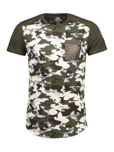 Gabbiano T-shirt 13823 Army