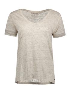 Garcia T-shirt E70006 1127 Soft Sand