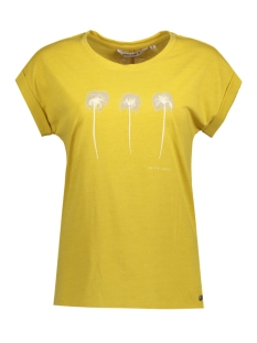 Garcia T-shirt E70002 2225 Ochre Yellow