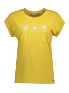 Garcia T-shirt E70002 2225 Ochre Yellow