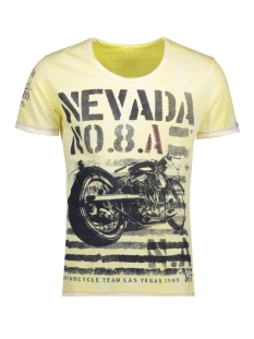 Key Largo T-shirt MT00024 1400 YELLOW