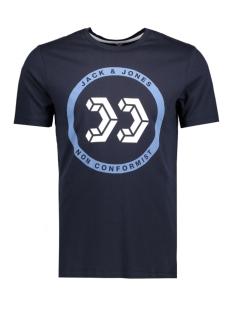 Jack & Jones T-shirt JCOBOOSTER TEE SS CREW NECK 005 12129674 Sky Kaptain