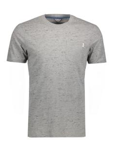 Jack & Jones T-shirt JCOINJECT TEE SS CREW NECK 12120486 Light Grey Melange/ Slim