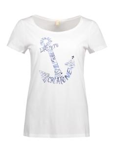 Esprit T-shirt 057EE1K031 E100