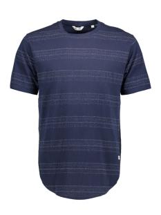 Only & Sons T-shirt onsDENNIS LONGY O-NECK EXP 22006727 Mood Indigo