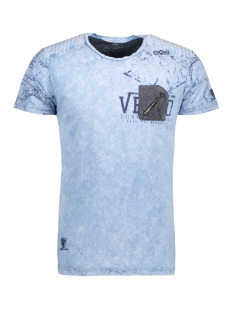Gabbiano T-shirt 13839 BLAUW