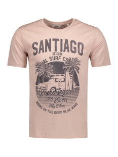 Only & Sons T-shirt onsSANDY SS FITTED TEE 22006648 Shadow Gray