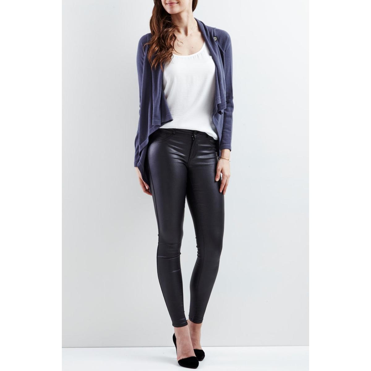 objdeanna light knit cardigan campaign 23023773 object vest ombre blue