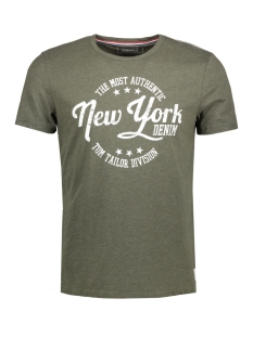 Tom Tailor T-shirt 1038245.09.12 7807