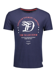 Tom Tailor T-shirt 1038109.00.12 6740