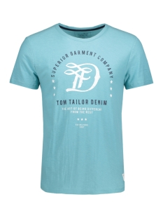 Tom Tailor T-shirt 1038109.00.12 6773