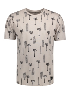 Only & Sons T-shirt onsSEMI SS FITTED CURVED TEE 22006405 Porpoise