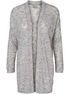 VMSUNSHINE LS OPEN CARDIGAN A 10175399 Light Grey Melange