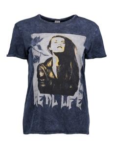 Saint Tropez T-shirt P1753 9224