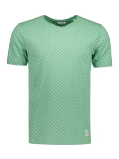 Only & Sons T-shirt onsNESTOR AOP O-NECK EXP 22008150 Green Spruce