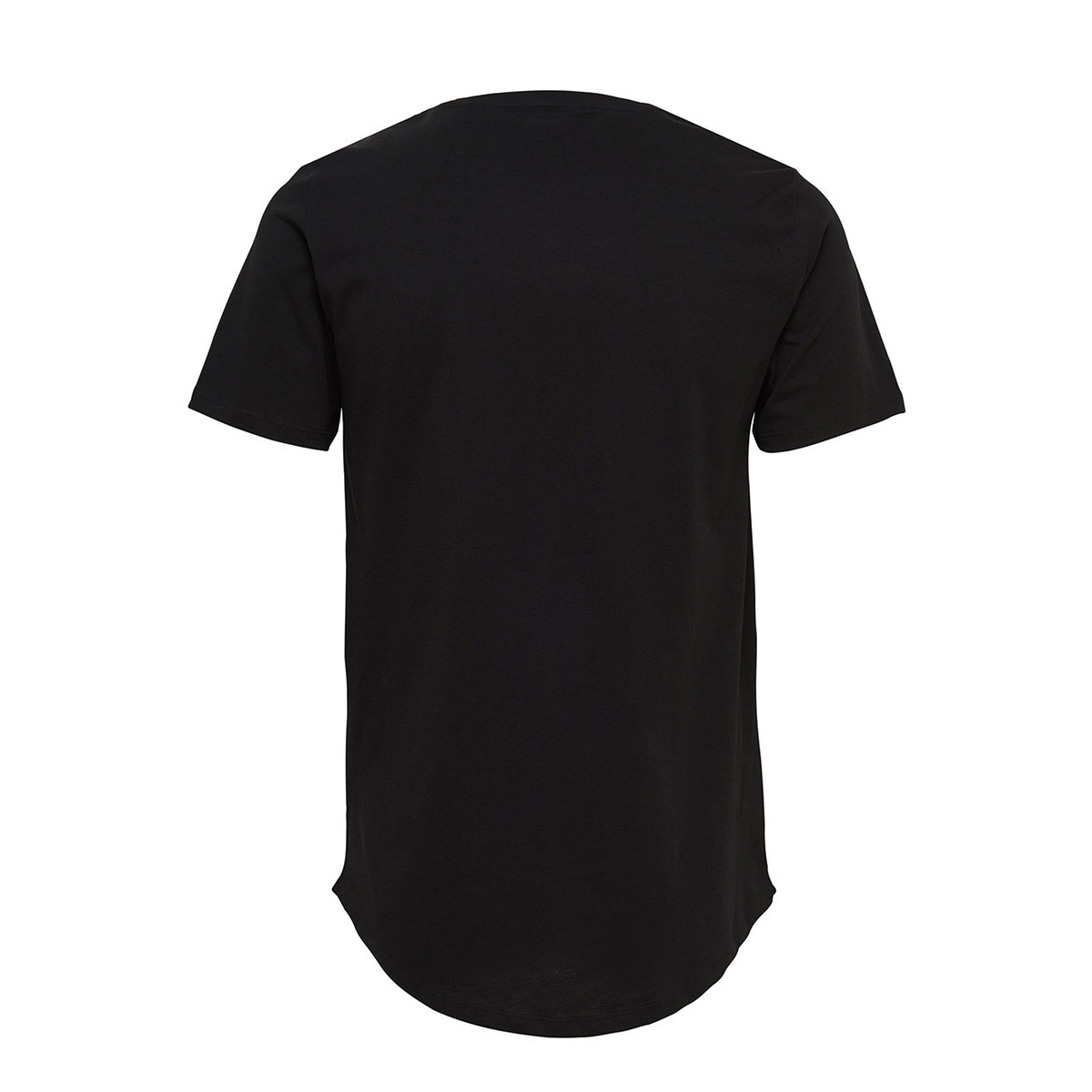 onsmatt longy ss tee noos 22002973 only & sons t-shirt black