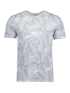 Jack & Jones T-shirt JPREASTON TEE SS CREW NECK 12121308 White