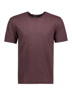 Only & Sons T-shirt onsALBERT NEW SS TEE NOOS 22005108 Fudge