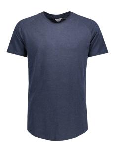 Jack & Jones T-shirt JCORAFE TEE SS CREW NECK NOOS 12123031 Sky Captain/REG MELANG