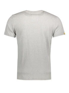 m10008and1 reworked superdry t-shirt kvx light grey