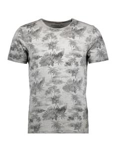 Jack & Jones T-shirt JJVLUDHAM TEE SS CREW NECK 12120821 Charcoal Gray/Slim Fit