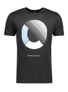 Jack & Jones T-shirt JCOBOOSTER TEE SS CREW NECK 006 12131128 Black/Nor