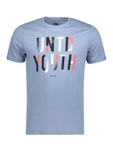 Jack & Jones T-shirt JCOBOOSTER TEE SS CREW NECK 006 12131128 Faded Denim/Nor