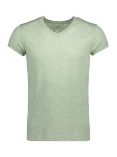 Jack & Jones T-shirt JPRMUST TEE SS V NECK EXP 12130936 Mistletoe/ Slim Fit M