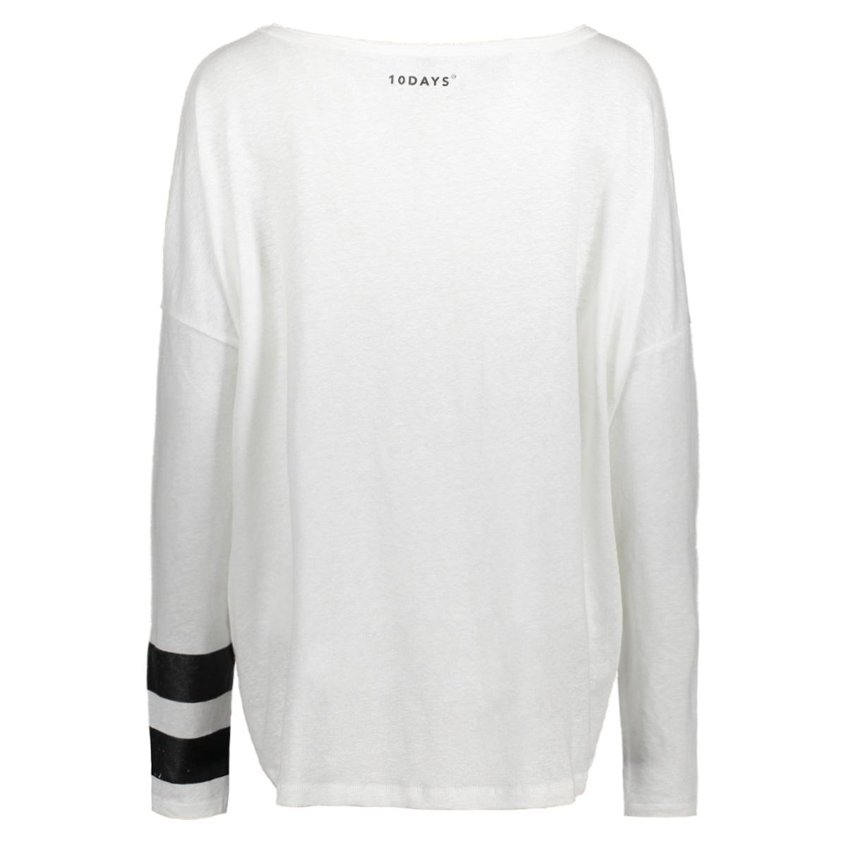20-772-7103 10 days t-shirt white
