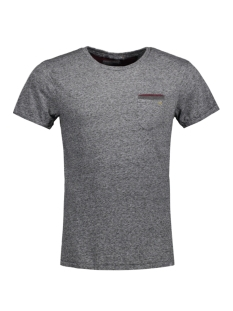 NO-EXCESS T-shirt 80360102 020 Black