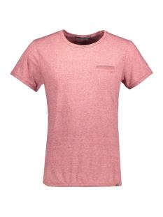 NO-EXCESS T-shirt 80360102 095 Cherry