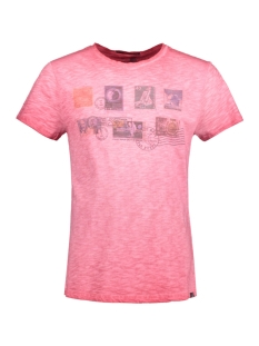 NO-EXCESS T-shirt 80360206 095 Cherry