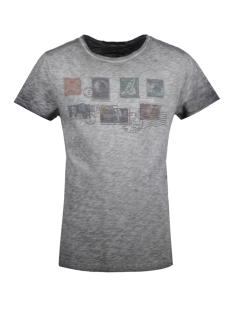 NO-EXCESS T-shirt 80360206 139 Fog