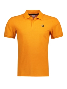Jack & Jones Polo JCOBOOSTER POLO SS 06 12134008 Golden Orange/Slim Hex